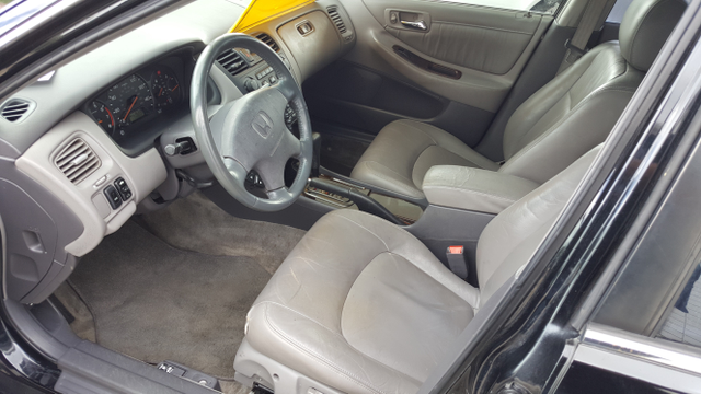 2002 Honda Accord EX w/Leather Daytona Beach, FL 3