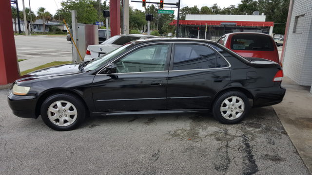 2002 Honda Accord EX w/Leather Daytona Beach, FL 0