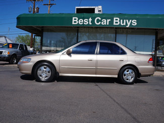 2002 Honda Accord EX w/Leather Englewood, CO 1