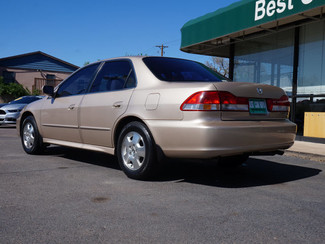 2002 Honda Accord EX w/Leather Englewood, CO 2