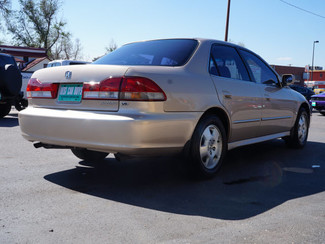 2002 Honda Accord EX w/Leather Englewood, CO 4