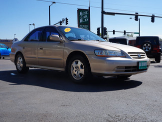 2002 Honda Accord EX w/Leather Englewood, CO 6