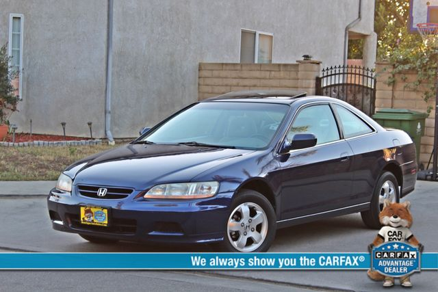 2002 Honda ACCORD EX COUPE AUTOMATIC ONLY 68K SUNROOF ALLOY WHEELS SERVICE RECORDS! Woodland Hills, CA 0