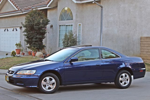 2002 Honda ACCORD EX COUPE AUTOMATIC ONLY 68K SUNROOF ALLOY WHEELS SERVICE RECORDS! Woodland Hills, CA 1