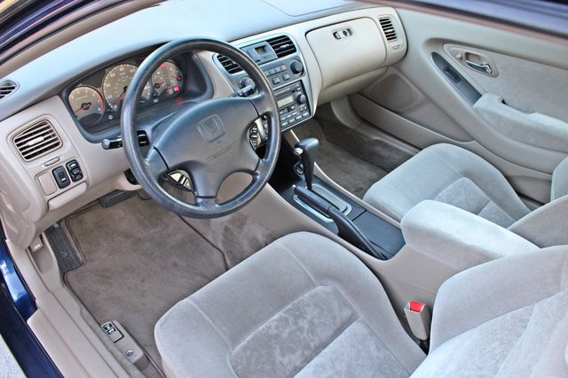 2002 Honda ACCORD EX COUPE AUTOMATIC ONLY 68K SUNROOF ALLOY WHEELS SERVICE RECORDS! Woodland Hills, CA 15