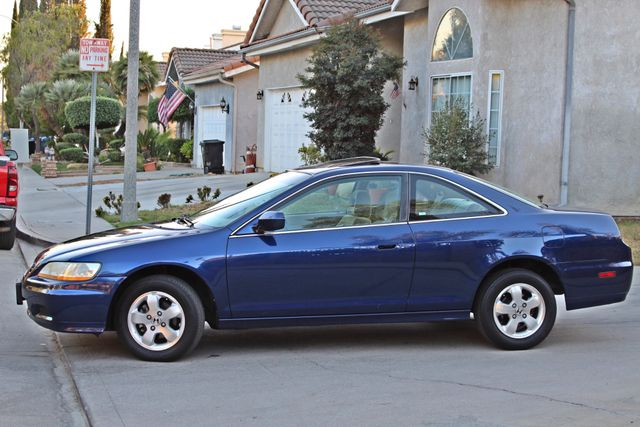 2002 Honda ACCORD EX COUPE AUTOMATIC ONLY 68K SUNROOF ALLOY WHEELS SERVICE RECORDS! Woodland Hills, CA 2