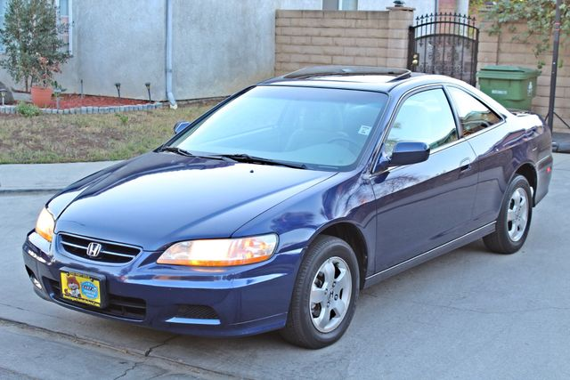 2002 Honda ACCORD EX COUPE AUTOMATIC ONLY 68K SUNROOF ALLOY WHEELS SERVICE RECORDS! Woodland Hills, CA 12