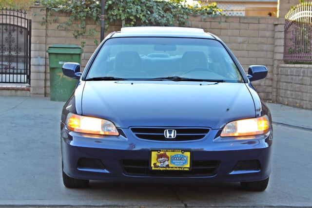 2002 Honda ACCORD EX COUPE AUTOMATIC ONLY 68K SUNROOF ALLOY WHEELS SERVICE RECORDS! Woodland Hills, CA 10