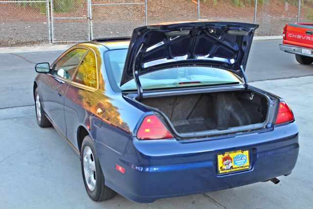 2002 Honda ACCORD EX COUPE AUTOMATIC ONLY 68K SUNROOF ALLOY WHEELS SERVICE RECORDS! Woodland Hills, CA 13