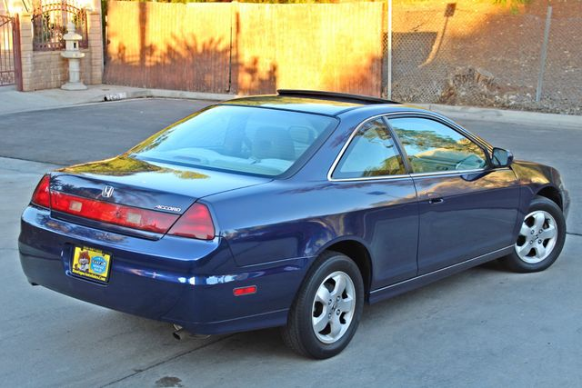 2002 Honda ACCORD EX COUPE AUTOMATIC ONLY 68K SUNROOF ALLOY WHEELS SERVICE RECORDS! Woodland Hills, CA 5