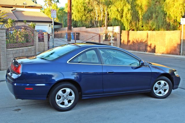 2002 Honda ACCORD EX COUPE AUTOMATIC ONLY 68K SUNROOF ALLOY WHEELS SERVICE RECORDS! Woodland Hills, CA 6