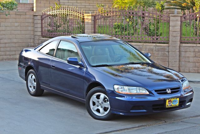 2002 Honda ACCORD EX COUPE AUTOMATIC ONLY 68K SUNROOF ALLOY WHEELS SERVICE RECORDS! Woodland Hills, CA 7