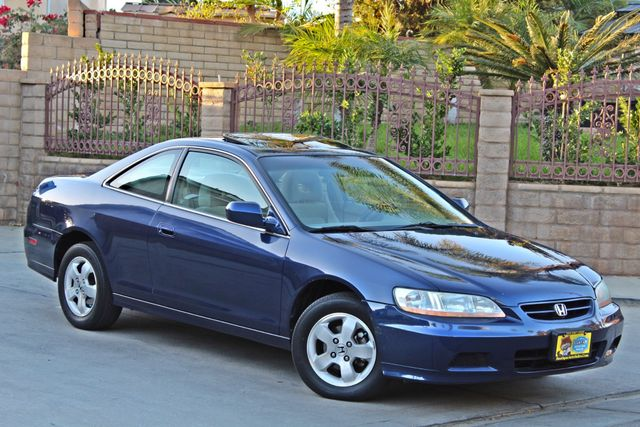 2002 Honda ACCORD EX COUPE AUTOMATIC ONLY 68K SUNROOF ALLOY WHEELS SERVICE RECORDS! Woodland Hills, CA 8