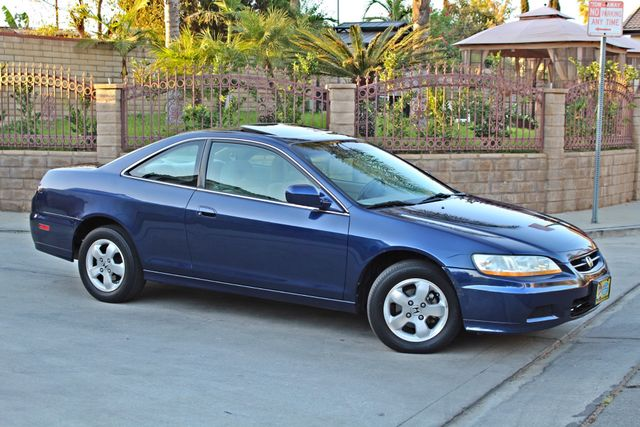 2002 Honda ACCORD EX COUPE AUTOMATIC ONLY 68K SUNROOF ALLOY WHEELS SERVICE RECORDS! Woodland Hills, CA 9