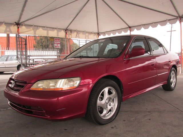 2002 Honda Accord EX wLeather Please call or e-mail to check availability All of our vehicles a