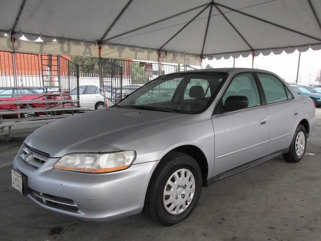 2002 Honda Accord VP Please call or e-mail to check availability All of our vehicles are availab