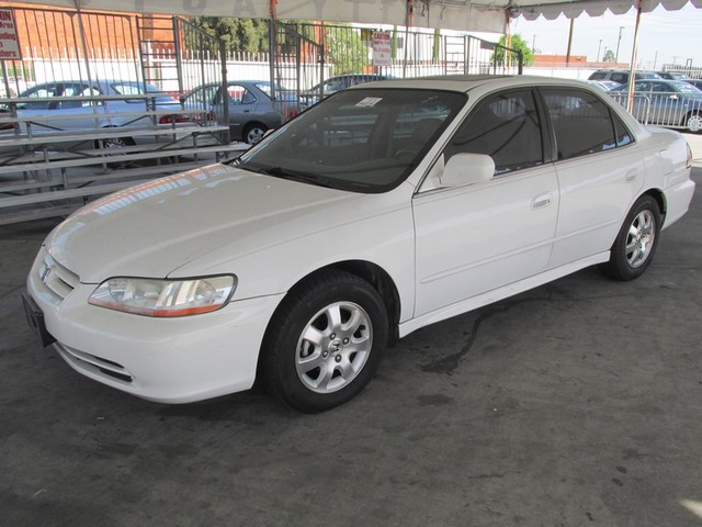2002 Honda Accord EX wLeather Please call or e-mail to check availability All of our vehicles