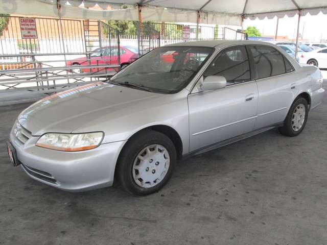 2002 Honda Accord LX Please call or e-mail to check availability All of our vehicles are availa