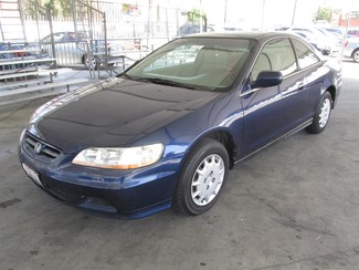2002 Honda Accord LX Gardena, California