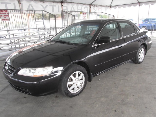 2002 Honda Accord SE This particular vehicle has a SALVAGE title Please call or email to check av