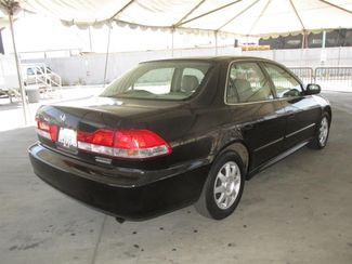 2002 Honda Accord EX w/Leather Gardena, California 2