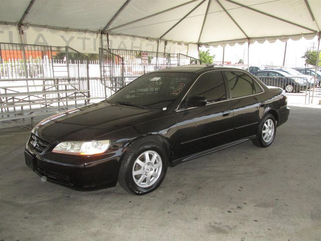 2002 Honda Accord SE This particular Vehicles true mileage is unknown TMU Please call or e-mai
