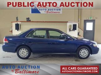 2002 Honda Accord LX | JOPPA, MD | Auto Auction of Baltimore  in Joppa MD