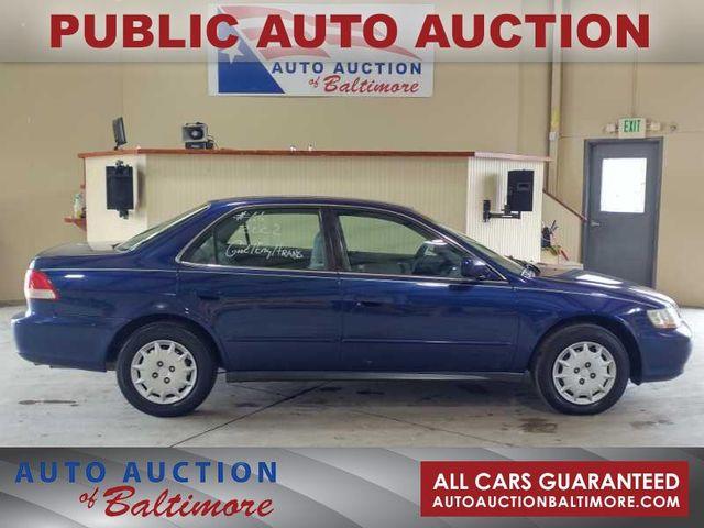 2002 Honda Accord LX   JOPPA, MD   Auto Auction of Baltimore  in JOPPA MD