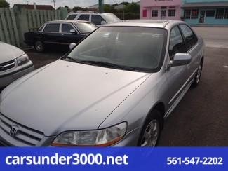 2002 Honda Accord EX Lake Worth , Florida 1