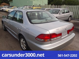 2002 Honda Accord EX Lake Worth , Florida 2