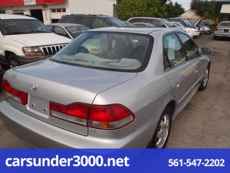 2002 Honda Accord EX Lake Worth , Florida 3