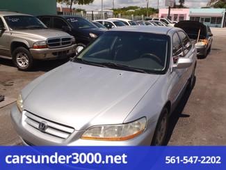 2002 Honda Accord LX Lake Worth , Florida