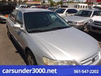 2002 Honda Accord LX Lake Worth , Florida 1