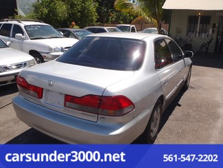 2002 Honda Accord LX Lake Worth , Florida 2