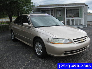 2002 Honda Accord in LOXLEY AL
