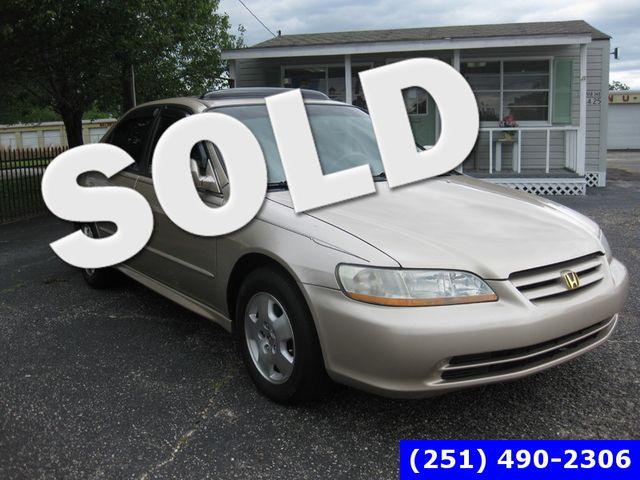 2002 Honda Accord EX | LOXLEY, AL | Downey Wallace Auto Sales in LOXLEY AL