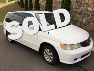 2002 Honda-Carmartsouth.Com Odyssey- 2 OWNER!! SHARP!! EX-L-BUY HERE PAY HERE!! Knoxville, Tennessee