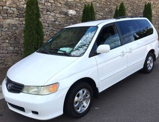 2002 Honda-Carmartsouth.Com Odyssey- 2 OWNER!! SHARP!! EX-L-BUY HERE PAY HERE!! Knoxville, Tennessee 2