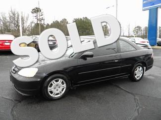 2002 Honda Civic LX Dalton, Georgia 30721