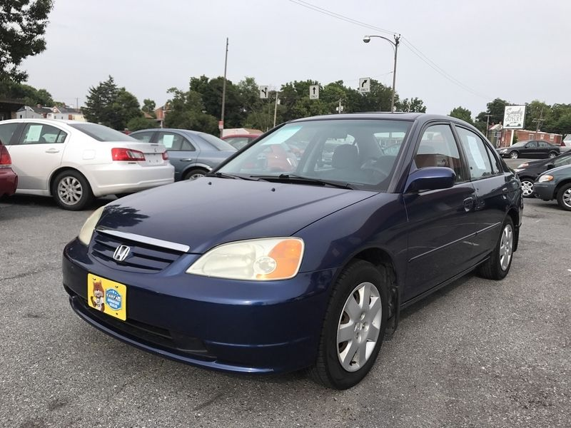 2002 Honda Civic EX  in Frederick, Maryland