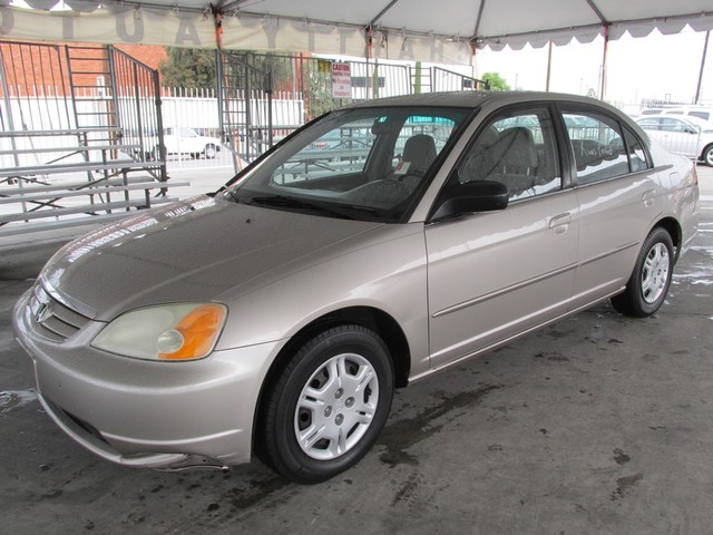 2002 Honda Civic LX Please call or e-mail to check availability All of our vehicles are availabl
