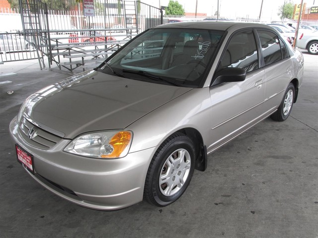 2002 Honda Civic LX This particular Vehicles true mileage is unknown TMU Please call or e-mail