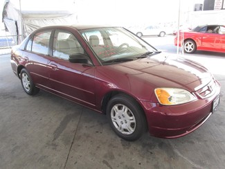 2002 Honda Civic LX Gardena, California 3