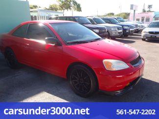 2002 Honda Civic LX Lake Worth , Florida
