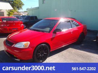 2002 Honda Civic LX Lake Worth , Florida 1