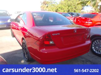 2002 Honda Civic LX Lake Worth , Florida 2
