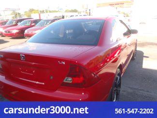 2002 Honda Civic LX Lake Worth , Florida 3