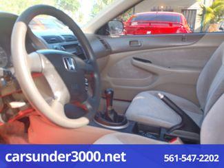 2002 Honda Civic LX Lake Worth , Florida 4