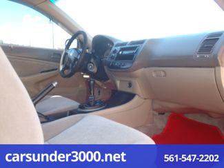 2002 Honda Civic LX Lake Worth , Florida 5