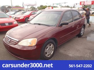 2002 Honda Civic LX Lake Worth , Florida 0